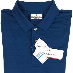 Grand Slam AirFlow Golf Performance Polo Shirt XL